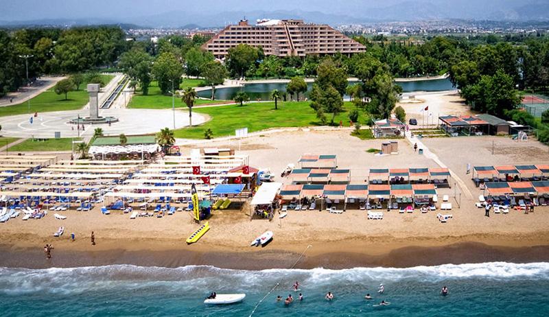 GRAND PRESTIGE HOTEL & SPA 5* (სიდე)